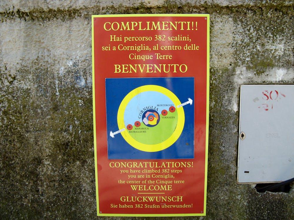Corniglia Italy Map.Corniglia Cinque Terre What To See And How To Get Here