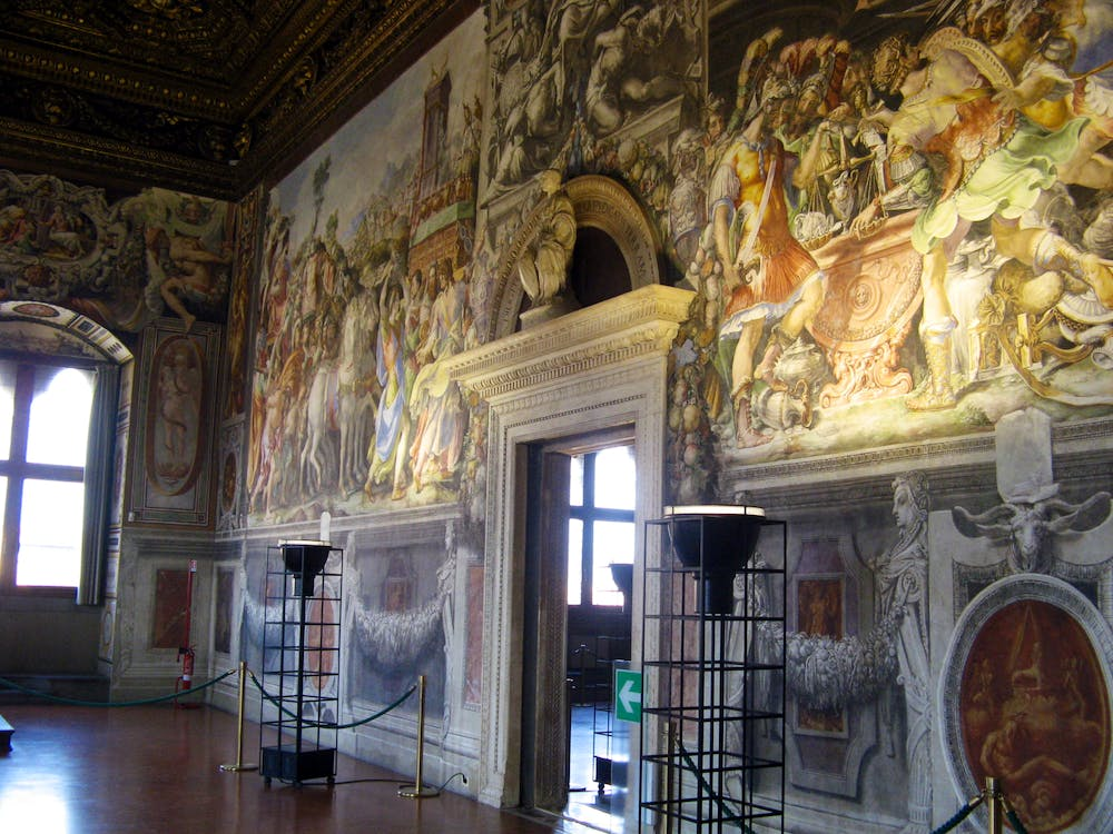 The Auto Palace >> Palazzo Vecchio in Florence: Florence's City Hall Since ...