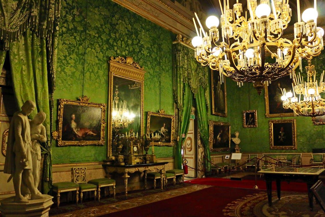 Pitti Palace Museums&Boboli Gardens:Silver Museum, Palatine Gallery ...