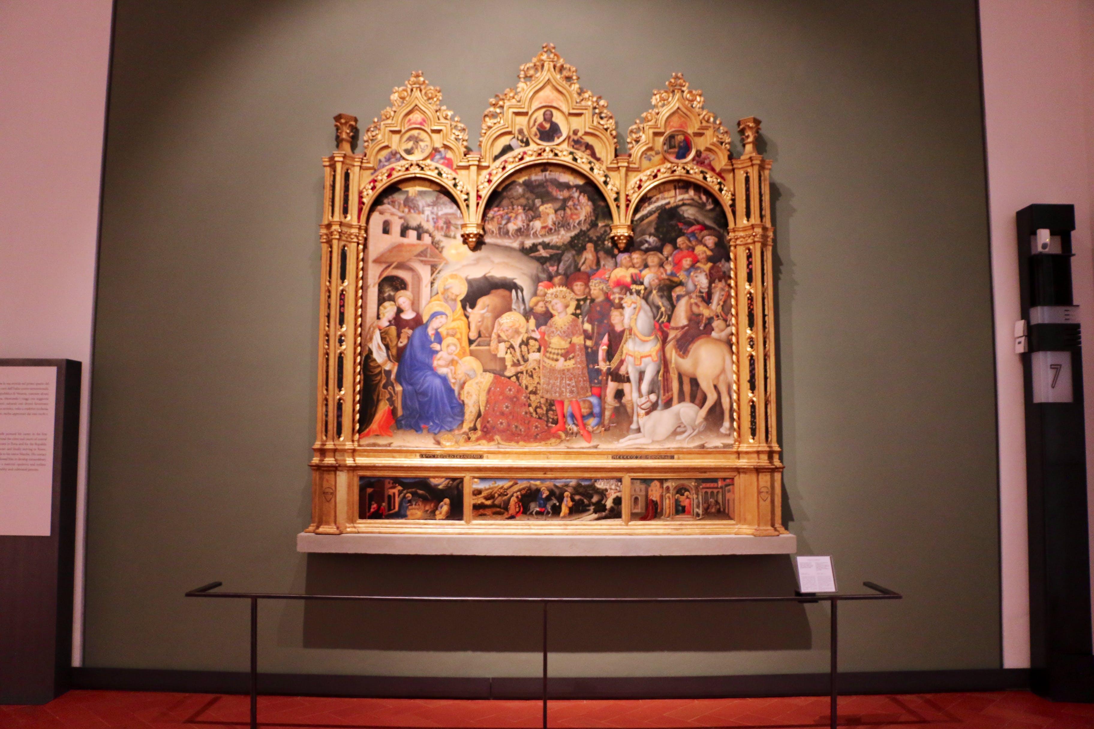 uffizi gallery  galleria degli uffizi in florence  italy