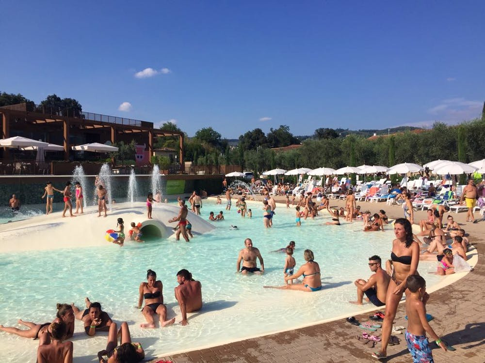 Swimming Pools in Florence:Top Pools Open during the Summer in Florence